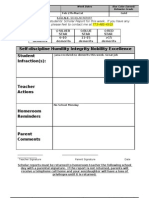 6-8th SHINE Scholar Report-Class Set