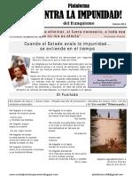 Boletín nº 9 de nuestra Plataforma
