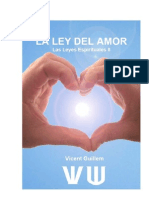 LA LEY DEL AMOR (Las Leyes Espirituales II). Autor