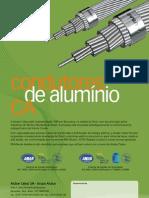 Cabos CA Condutores de Aluminio