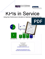 KPIs in Service