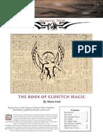 Book of Eldritch Magic