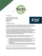 CSEE Letter