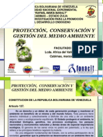 Presentación_Conservación del Medio Ambiente