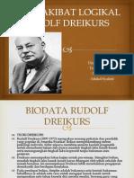 Teori Akibat Logikal Rudolf Dreikurs