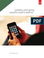 Adobe Digital Index Report