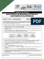 P42 - Manutencao de Maquinas Eletricas