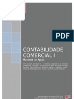 Apostila de Contabilidade Comercial I