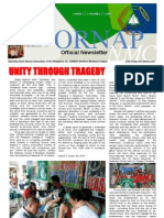 ORNAP-NMC Newsletter (Vol. II Issue 1) - 2012