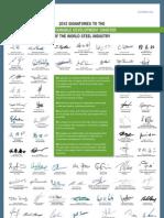 World Steel Commitment Charter