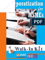 SIDBI-Walk in Kit