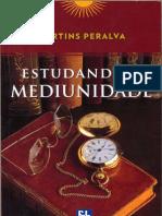 Estudando a Mediunidade (Martins Peralva)