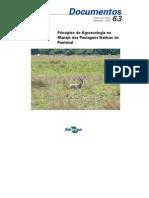 DOC63 - Princípios de Agroecologia no Manejo das Pastagens Nativas do Pantanal - EMBRAPA
