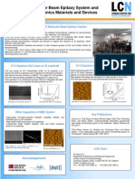 Molecular Beam Epitaxy System and Si-Photonics Materials and Devices