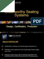 Galon Industry Seats