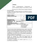 INFORMACIÓN GENERAL CATECOL
