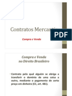 1_Contratos Mercantis - Venda e Compra