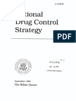 1989 National Drug Control Strategy