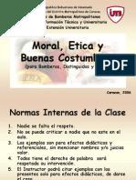 Moral y Etica