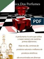 Qumica Dos Perfumes