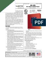 Fire Alarm Conventional FACP 1 Df-52211