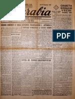 Ziarul Basarabia # 696, Luni 18 Octombrie 1943