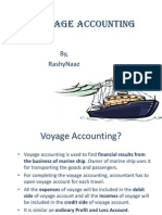 Voyage Accounting