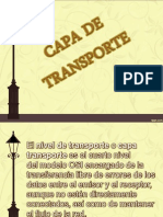 Expo Capa de Transporte