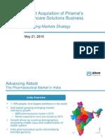 ABT Emerging Markets Presentation