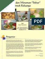 Buku Resep Makanan Minuman Sehat 1195930838194254 2