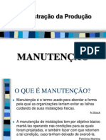 868 Manutencao