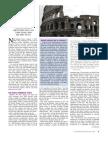 Secrets of Roman Concrete