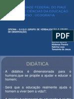 UNIVERSIDADE FEDERAL DO PIAUÍ