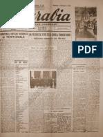 Ziarul Basarabia # 736, Sambata 4 Decembrie 1943