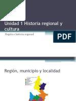Región municipio
