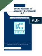 CATALOGO DE NORMAS 06102011
