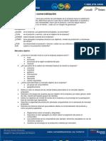 Spanish-Marketing Plan Outline