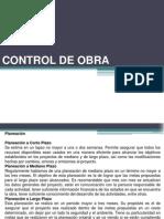 Control de Obra Pp