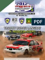 Peraturan Pelengkap Sumut Rally 1 22-3