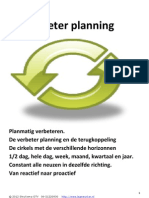Verbeter Planning(W87)