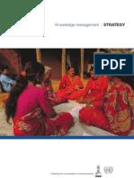 IFAD, KM Strategy 2007
