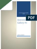 Advertisement Analysis & Re-design 1