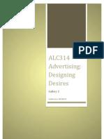 Advertisement Analysis & Re-design 2