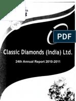 Classic Diamonds India Ltd