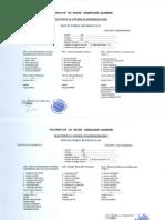 Les résultats des élections au conseil d'administration de l'Urca