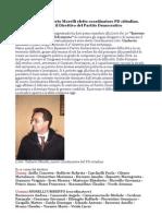 Umberto Morelli Eletto Coordinatore PD Cittadino