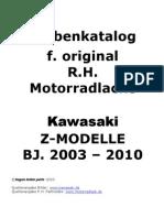 Z-Farbenkatalog
