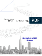 Porter Michael Speaker Notes