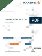 Kaazing WP Living Web Architecture Mar 2012