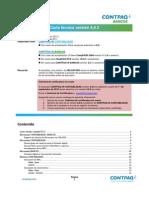Carta Tecnica Cti Bancos - ad v403